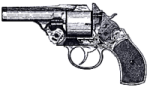 Iver Johnson Revolver.