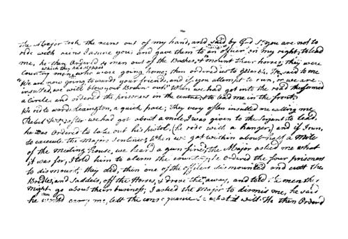 Essay, Research Paper: Paul Revere