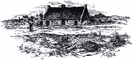 Birthplace of Robert Burns.