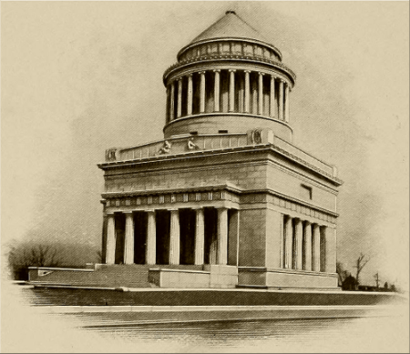 Grant's Tomb—Dedicated April 27, 1897.