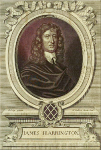 James Harrington.