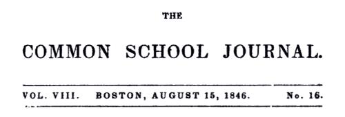 Common School Journal.