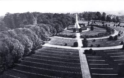 Arlington Cemetery, 1893.