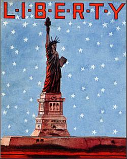 Starry Liberty.