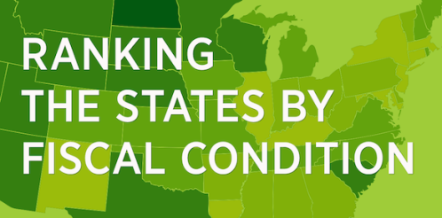 Ranking The States By Fiscal Condition.