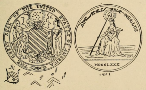 Design submitted in 1780.