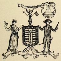 Barton's Design, 1782.