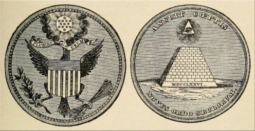 THE GREAT SEAL OF THE UNITED STATES OF AMERICA.